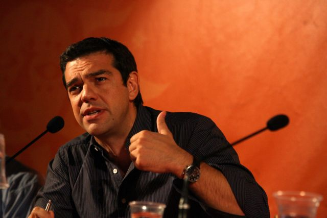 """SYRIZA: """"New government designed to suit bailout measures"""" 