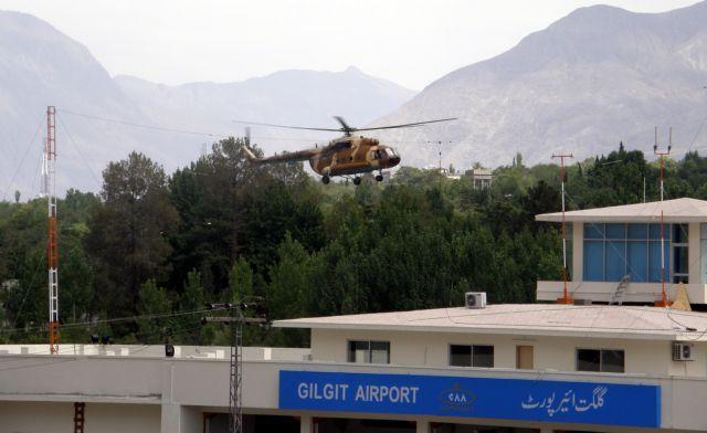 Πακιστάν: Ταλιμπάν ισχυρίζονται ότι κατέρριψαν ελικόπτερο με διπλωμάτες | tovima.gr