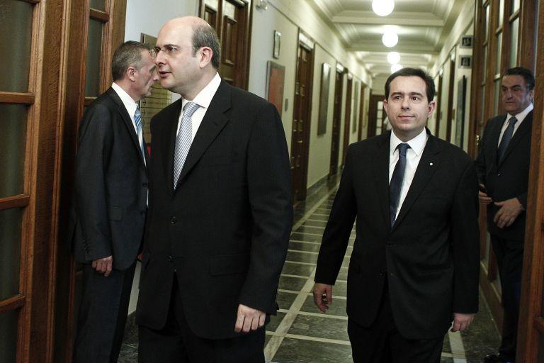 Κ. Χατζηδάκης: Η Ελλάδα χρειάζεται και το μαστίγιο και το καρότο | tovima.gr