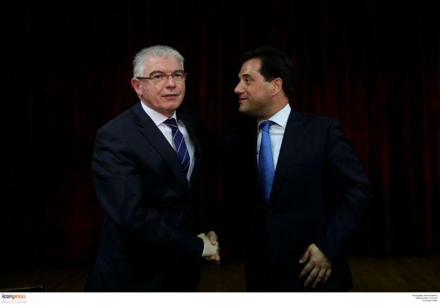 Συναντήσεις με τους προκατόχους του έχει ο Αδωνις Γεωργιάδης | tovima.gr
