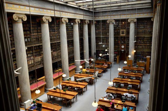 Η Εθνική Βιβλιοθήκη προετοιμάζει τη μετεγκατάστασή της στο ΚΠΙΣΝ | tovima.gr