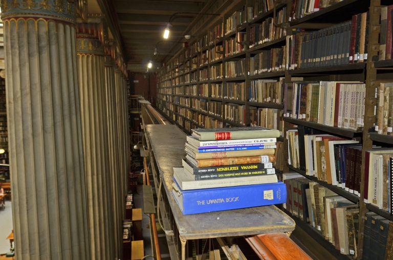 Εθνική Βιβλιοθήκη: 36 προσλήψεις για πάγιες και διαρκείς ανάγκες   tovima.gr