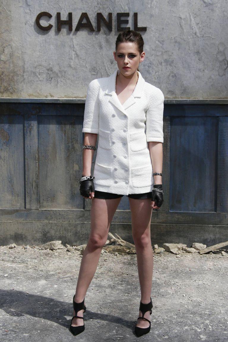 Στα γυρίσματα της νέας καμπάνιας Chanel με την Kristen Stewart | tovima.gr