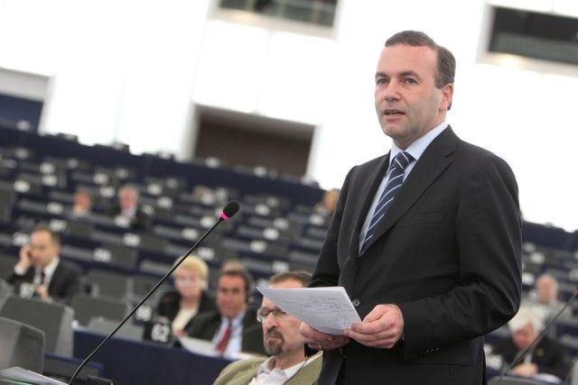 Βέμπερ: Ο Τσίπρας απέδειξε ότι απέτυχε η αριστερή ιδεολογία στην Ε.Ε. | tovima.gr