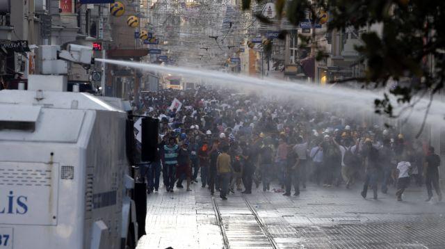 Τουρκία: Καταδικάστηκαν 244 άτομα για τις διαδηλώσεις για το πάρκο Γκεζί | tovima.gr