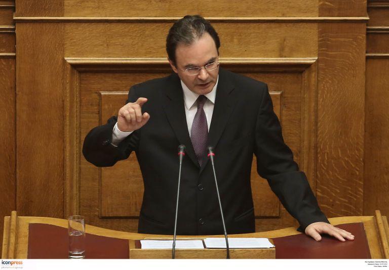Παπακωνσταντίνου: Ο Στρος-Καν δεν ζήτησε αναδιάρθρωση χρέους | tovima.gr