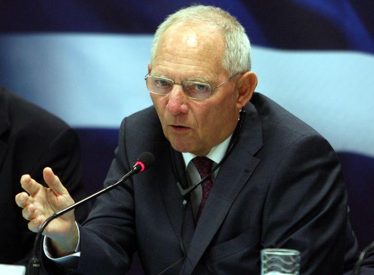 Σόιμπλε: «Η Ελλάδα δεν πρέπει να χαλαρώσει την πολιτική λιτότητας» | tovima.gr