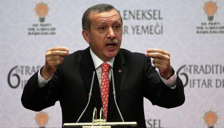 Ερντογάν: «Δεν υπάρχει χώρα που να ονομάζεται Κύπρος» | tovima.gr