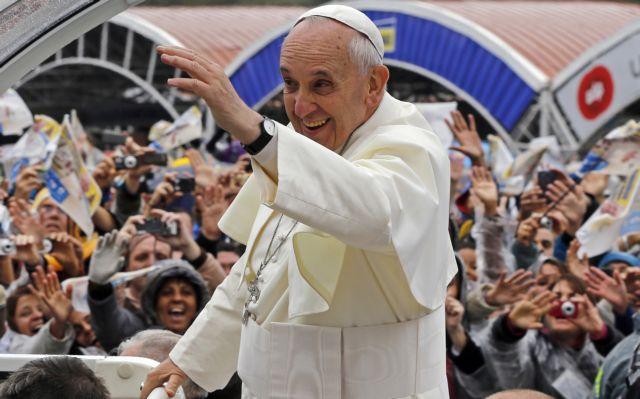 Κατά της αποποινικοποίησης των ναρκωτικών τάχθηκε ο Πάπας | tovima.gr