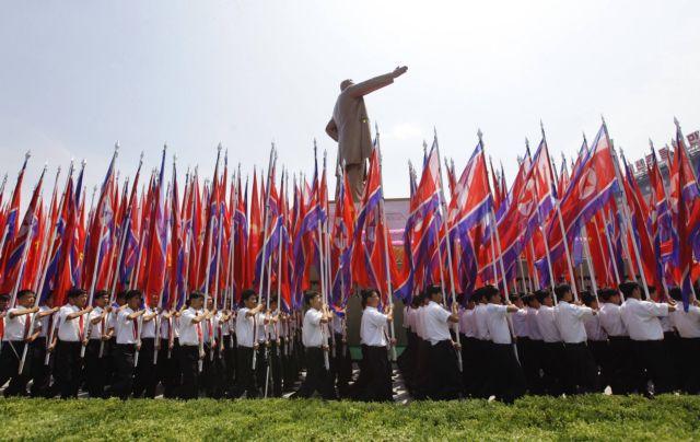 Η Βορειοκορεάτικη αυτοκρατορία της προπαγάνδας | tovima.gr