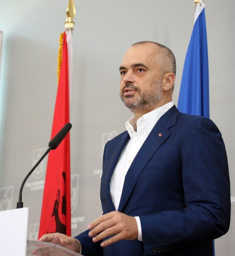 Το Βελιγράδι θα επισκεφθεί ο αλβανός πρωθυπουργός Εντι Ράμα   tovima.gr
