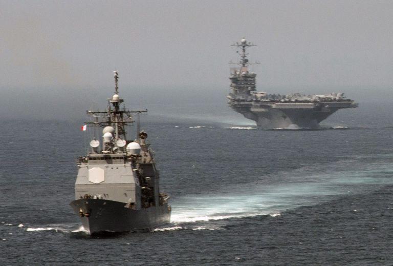 Πλοία στο Αιγαίο στέλνουν οι Αμερικανοί | tovima.gr