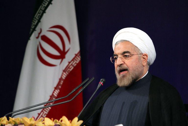 Ροχανί: Δεν θα επιτρέψουμε τη συνωμοσία των ΗΠΑ κατά του Ιράν | tovima.gr