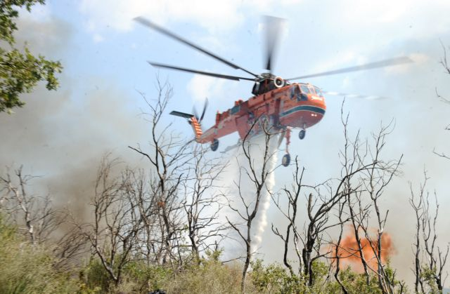 Eight to stand trial over the Fire Brigade helicopter scandal | tovima.gr