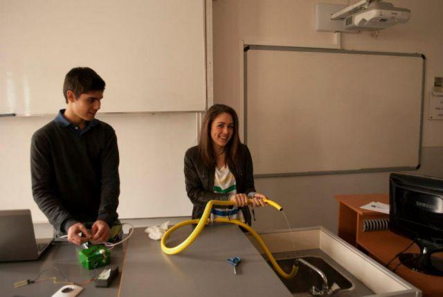 «Εξυπνο» ποτιστικό σύστημα από μαθητές | tovima.gr