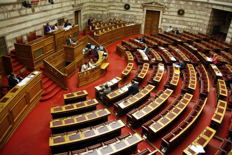 Βουλή: Εγγραφο για χρηματοδότηση έργων από το «Ταμείο Μολυβιάτη» | tovima.gr