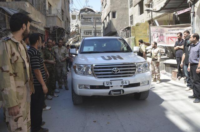 Independent: Η επέμβαση στη Συρία θα είναι ο πιο ανόητος πόλεμος | tovima.gr