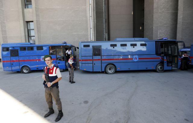 Επανάληψη της δίκης δημοσιογράφων για το πραξικόπημα στην Τουρκία | tovima.gr