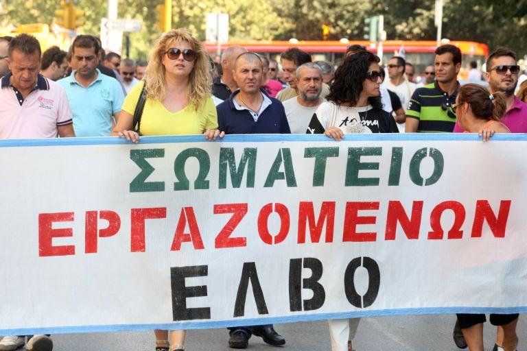 ΣΥΡΙΖΑ: Η κυβέρνηση και η τρόικα δεν έχουν σχέδιο για την ΕΛΒΟ | tovima.gr