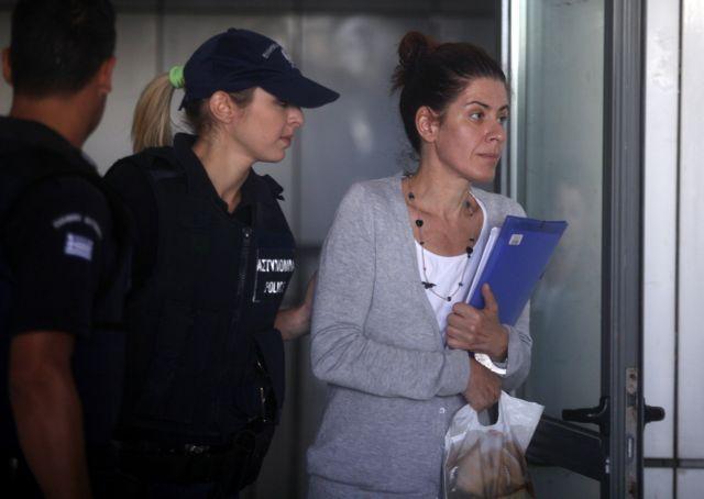 Appeal court decides to release Areti Tsohatzopoulou from prison | tovima.gr