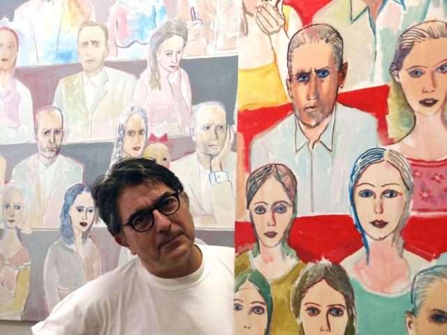 Εδουάρδος Σακαγιάν: Η Θεσσαλονίκη στον νουτου ζωγράφου πενήντα χρόνια μετά | tovima.gr