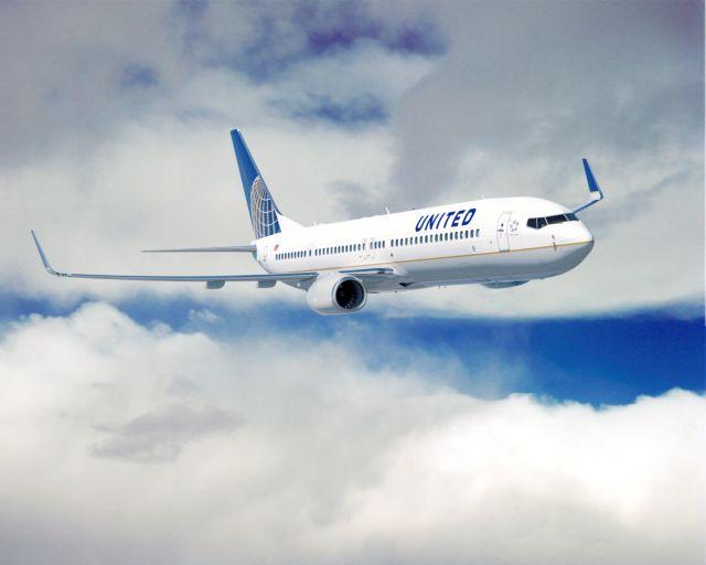 Ξαφνική αλλαγή πορείας αεροσκάφους της United Airlines | tovima.gr