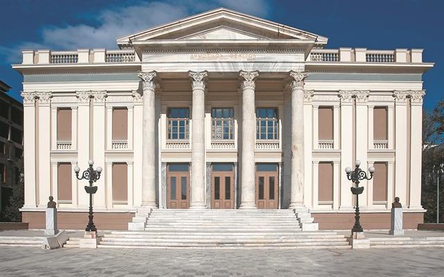 Δημοτικό Θέατρο Πειραιά: Κύτταρο πολιτισμού | tovima.gr