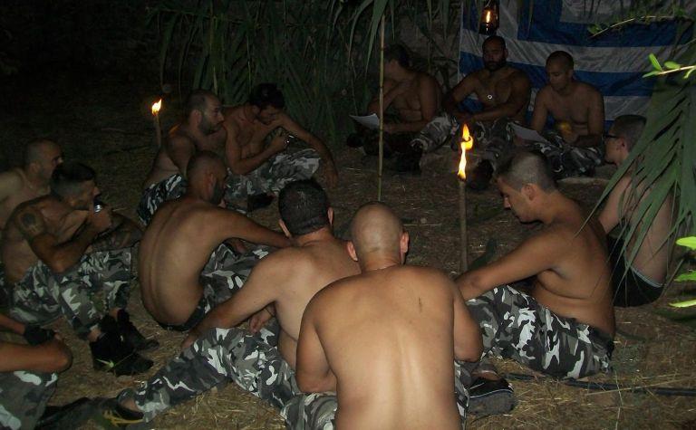 Golden Dawn's secret army | tovima.gr