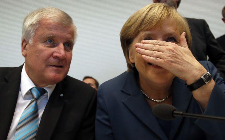 Γερμανία: Σε «έγγραφο θέσεων» για πολιτική ασύλου κατέληξαν CDU-CSU   tovima.gr
