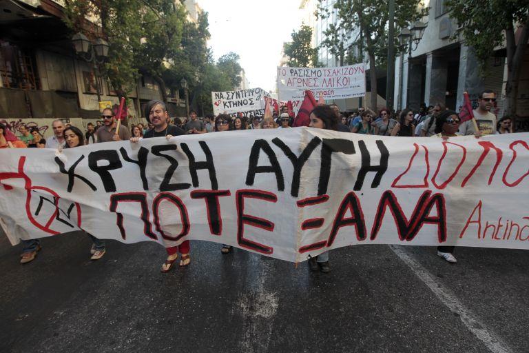ΣΥΡΙΖΑ:Διάθεση συμπαράταξης κατά ΧΑ με κόμματα του συνταγματικού τόξου   tovima.gr
