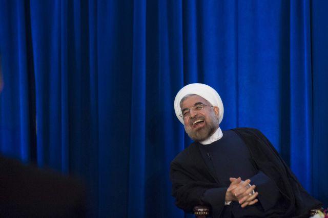 Ροχανί για ΗΠΑ: Δεν μπορούν να αποφασίζουν για το Ιράν | tovima.gr