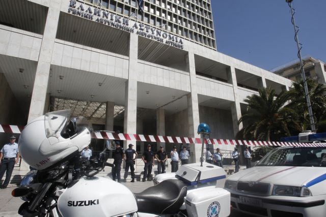 Δικαστήρια-φρούρια υπό τον φόβο επιθέσεων | tovima.gr