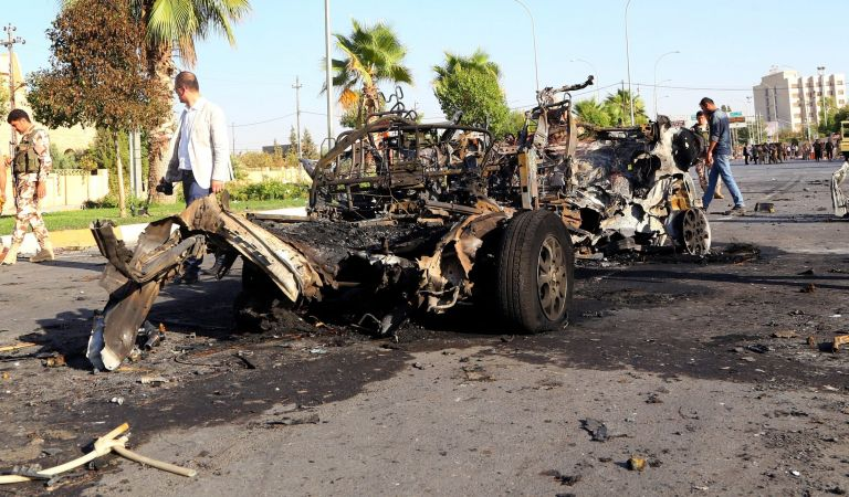 Επίθεση αυτοκτονίας στην πρωτεύουσα του ιρακινού Κουρδιστάν | tovima.gr