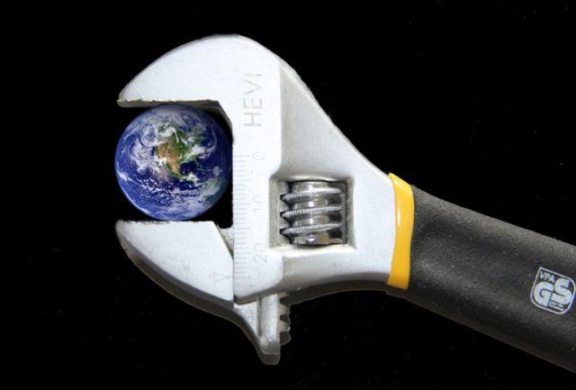 Γεωμηχανική ασπίδα για τη Γη | tovima.gr