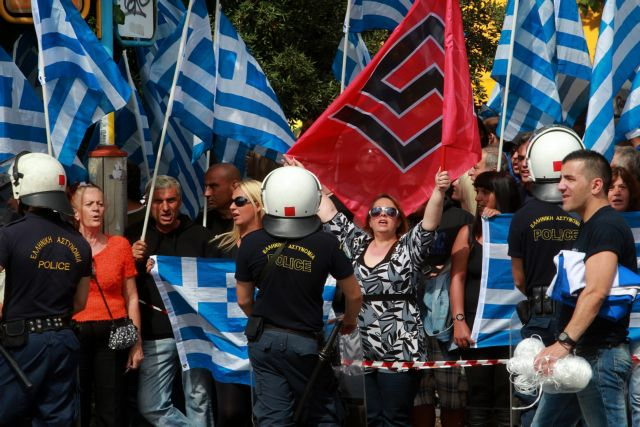 Elections: Over 50% of police officers voted for Golden Dawn | tovima.gr