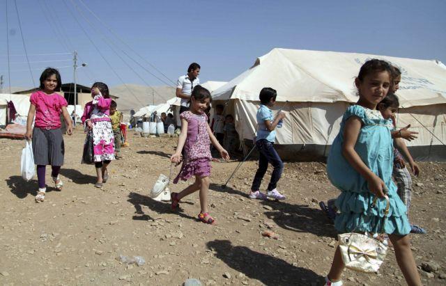 UNICEF organizes telemarathon for child refugees on Monday | tovima.gr