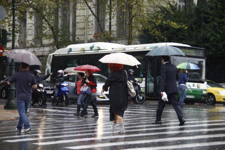 Αγριεύει ο καιρός – Καταιγίδες από το βράδυ της Τρίτης | tovima.gr