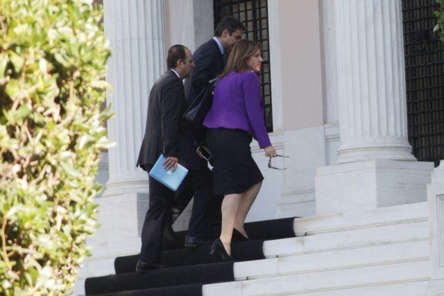 Samaras hosts Government Council of Administrative Reform | tovima.gr