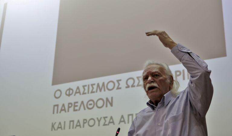 Μανώλης Γλέζος: Σε μαντρί μετατρέπεται ο ΣΥΡΙΖΑ | tovima.gr