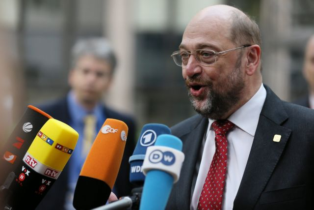 "Schulz: ""Apologizing is not enough"" 