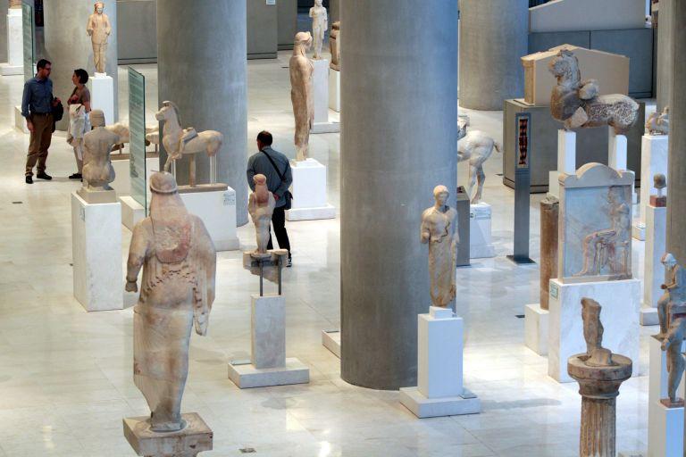ΕΛΣΤΑΤ: Αυξήθηκαν στα μουσεία οι επισκέπτες τον Μάρτιο 2018 | tovima.gr