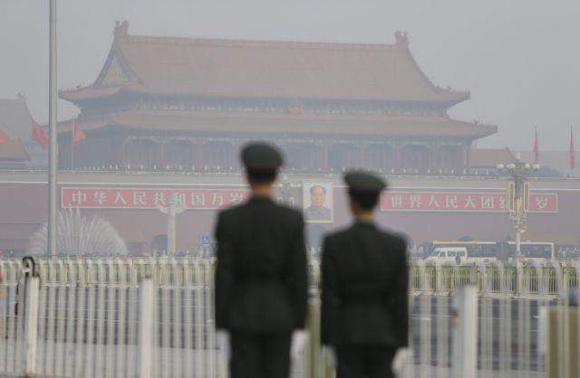 Κίνα: Σε ιστορικό υψηλό η θερμοκρασία τον χειμώνα του 2017 | tovima.gr