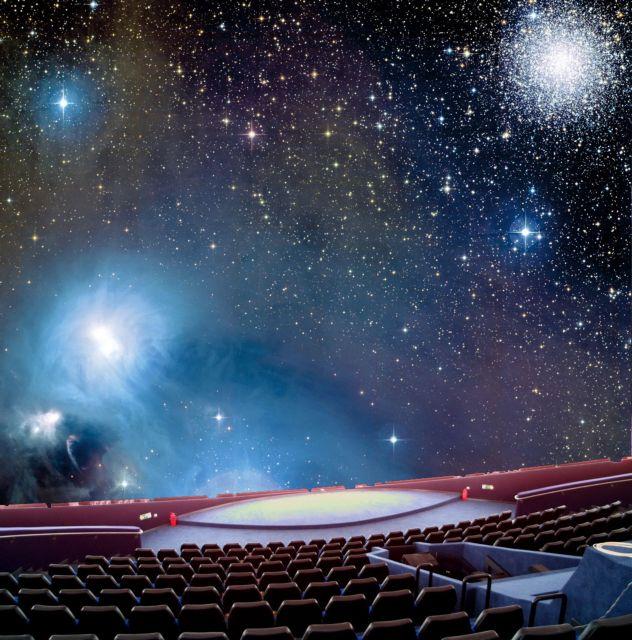 Πλανητάριο: 10 έτη ψηφιακό «ταξίδι» στο Σύμπαν   tovima.gr