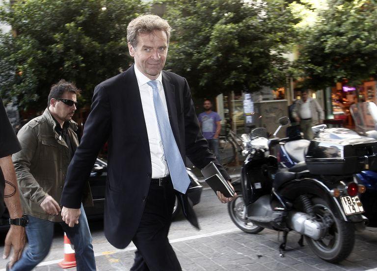 Τόμσεν: Δεν έχω καμία αμφιβολία ότι η Ελλάδα μπορεί να πιάσει τους στόχους | tovima.gr