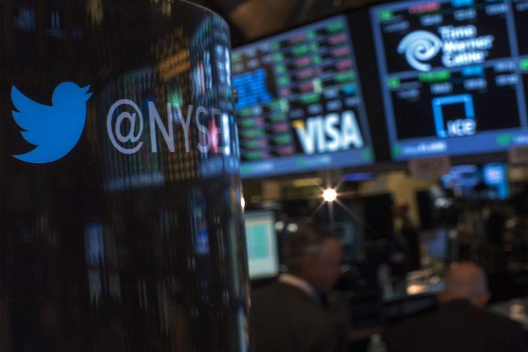 To Twitter «πέταξε» στο χρηματιστήριο της Νέας Υόρκης | tovima.gr