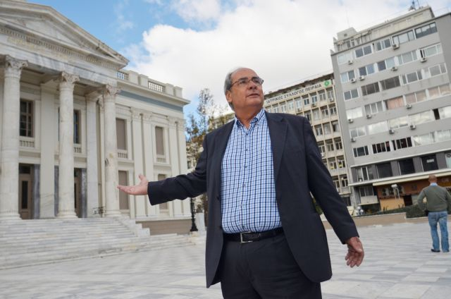 Β. Μιχαλολιάκος: Δεν με ανησυχεί η υποψηφιότητα του Γ. Μώραλη | tovima.gr