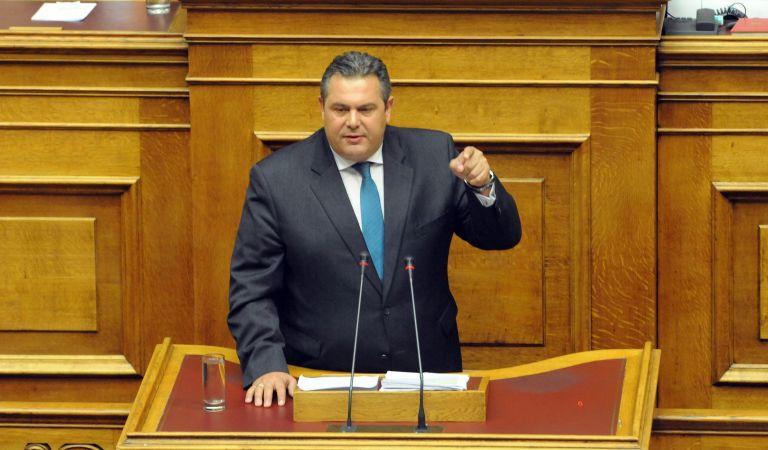 Καμμένος: Να πληρώσουν όσοι έχουν εμπλακεί σε σκάνδαλα | tovima.gr