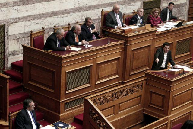 Προβάδισμα 3 μονάδων για τον ΣΥΡΙΖΑ σε νέα δημοσκόπηση | tovima.gr