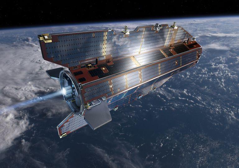 Πύρινο τέλος για τον ευρωπαϊκό δορυφόρο Goce | tovima.gr