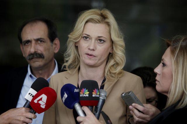 Σύγχυση με την ανεξαρτητοποίηση της Ραχήλ Μακρή από τους ΑΝ.ΕΛΛ. | tovima.gr